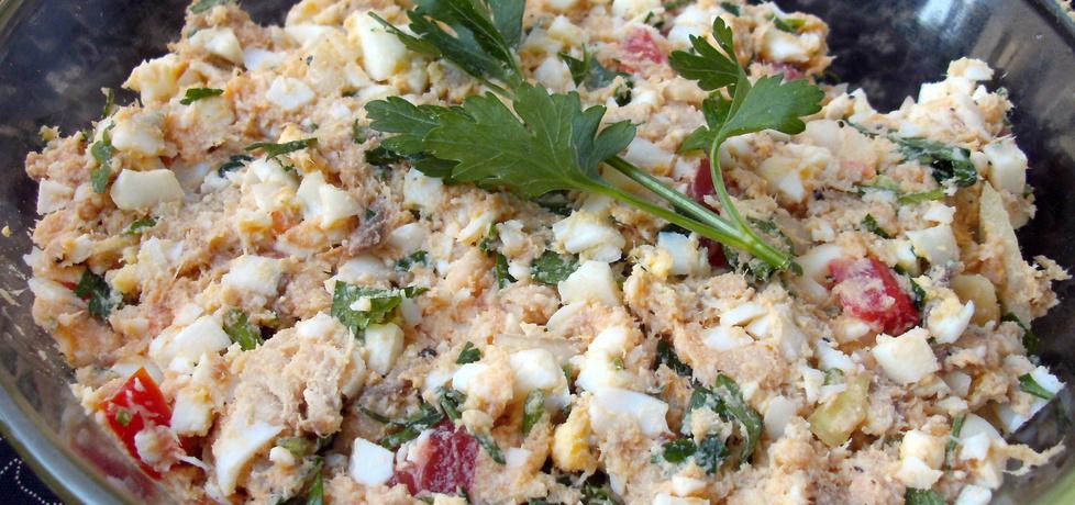 Makrela z jajkami... (autor: w-mojej-kuchni)