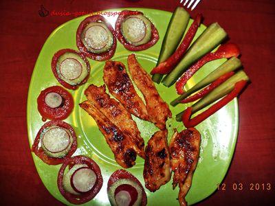 Kurczak z cytrynową nutą