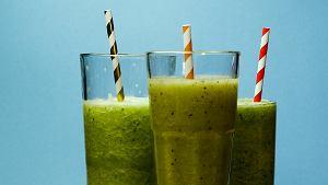 Zielone smoothie na 3 sposoby