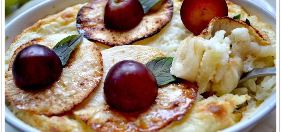 Legumina z ryżu z jabłkami (autor: christopher)
