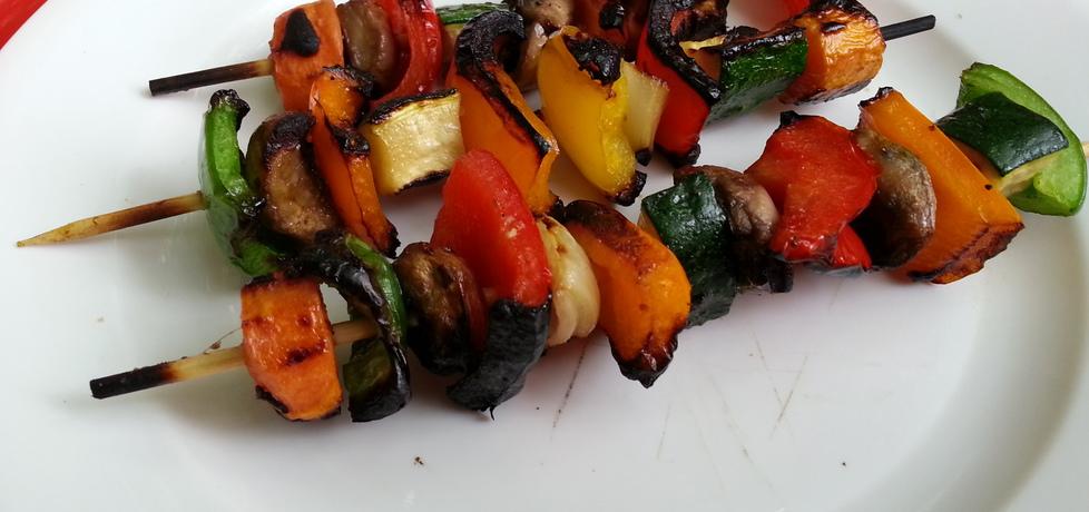 Warzywa w miodzie z grilla (autor: krokus)