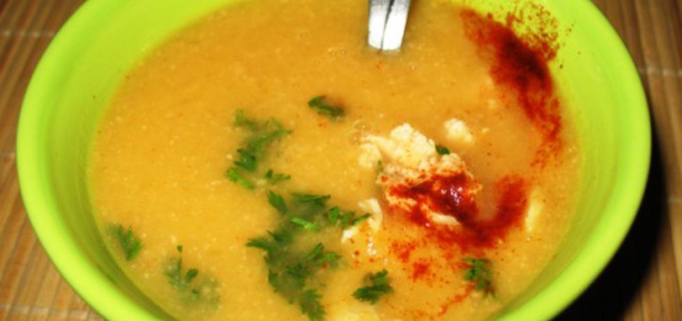 Zupa dyniowo- arachidowa (autor: anna169hosz)