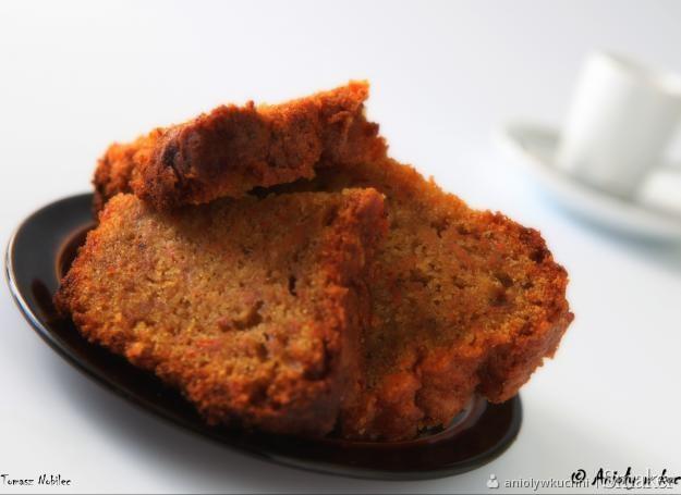 Marchewkowy keks