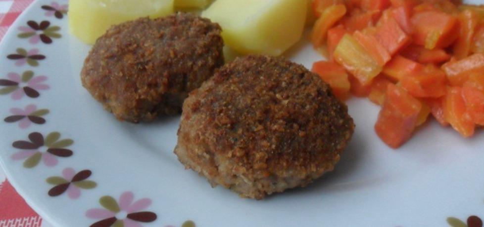 Kotlety mielone z tartym ziemniakiem (autor: ikrakowianka ...