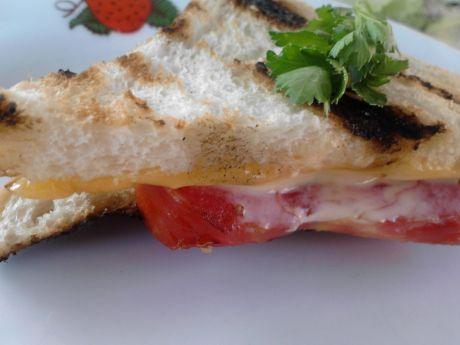 Przepis  grillowane tosty zub3r'a przepis