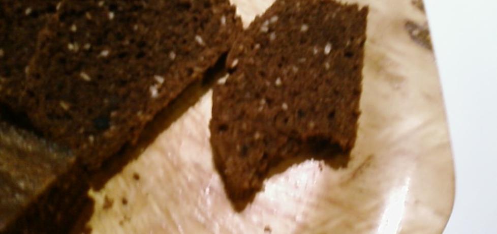Ciasto czekoladowe z białek. (autor: benka)