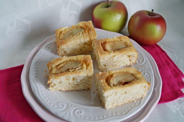 Przepis  kokosowe ciasto z jabłkami przepis