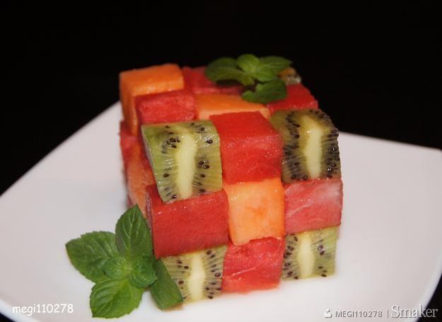 Sałatka owocowa inaczej ;-)