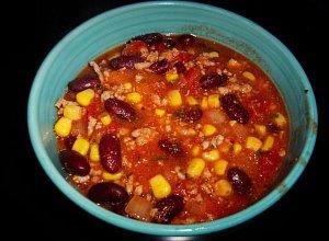 Chilli con carne  prosty przepis i składniki