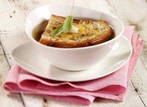 Prowansalska zupa czosnkowa  prosty przepis i składniki