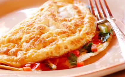 Omlet po meksykańsku