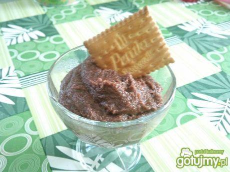 Przepis  kakaowa kaszka manna przepis