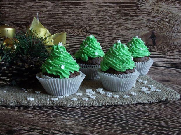 Przepis  kakaowe muffiny z nutą piernika