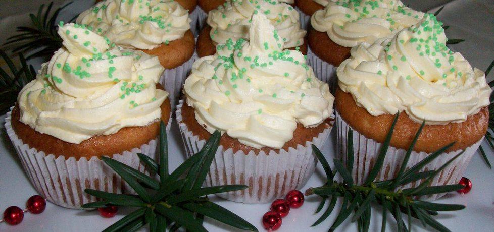 Cupcakes z orange curd (autor: elka72)