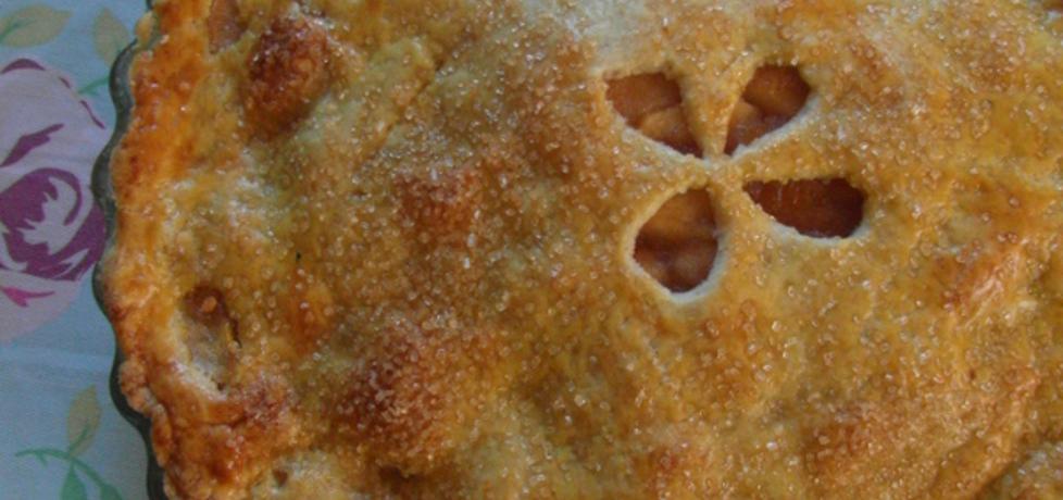 Apple pie czyli szarlotka amerykańska (autor: roxip ...