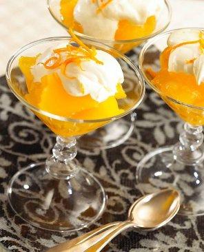 Galaretka z pomarańczy i cytryn babci kate