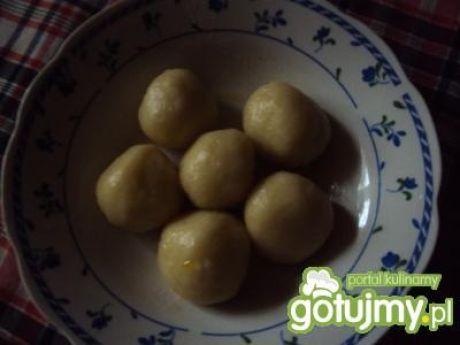 Przepis  kulki ziemniaczane z serem przepis