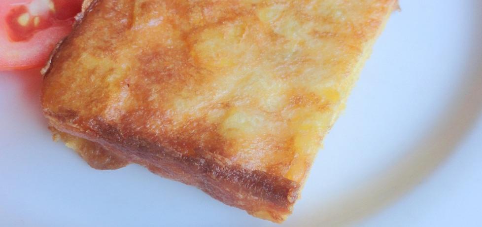 Chleb tostowy w jajku (autor: rafal10)