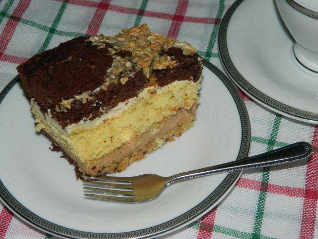 Przepis  ciasto kakaowo