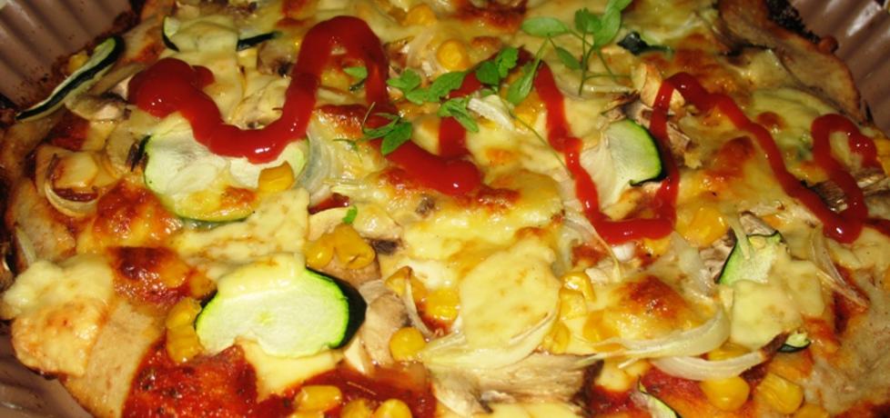 Pizza warzywna (autor: anna169hosz)