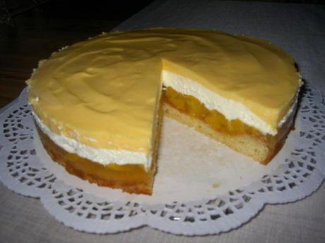 Przepis  tort marakujowy przepis