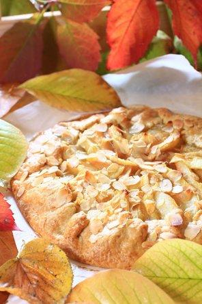 Tarta z gruszkami i migdałami  prosty przepis i składniki