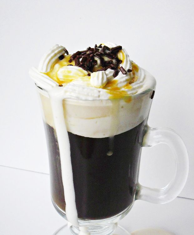 Przepis  kawa szafranowa przepis