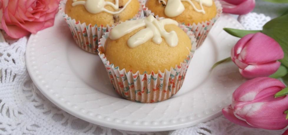 Jogurtowe muffinki z bakaliami. (autor: babeczka35 ...