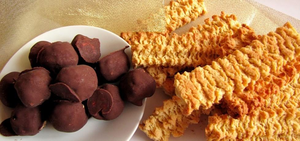 Orzechowe ciasteczka (autor: luna19)