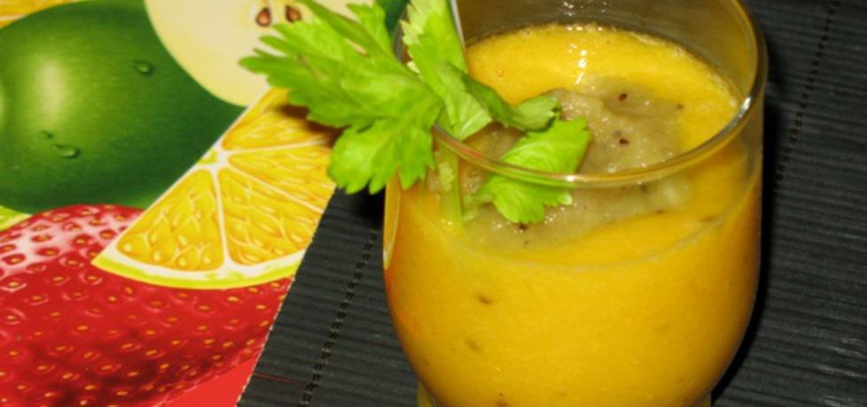 Pomarańczowe smoothie (autor: anna169hosz)