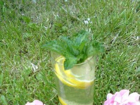 Przepis  napój letnie orzeźwienie przepis
