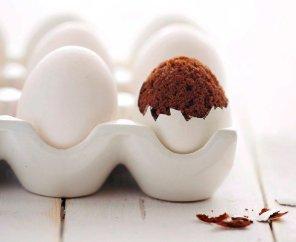 Jajko brownie  prosty przepis i składniki