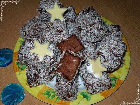 Przepis  piernikowe kokosanki przepis
