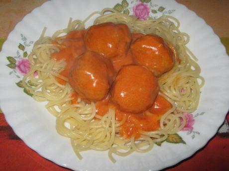 Przepis  spaghetti z pulpecikami przepis