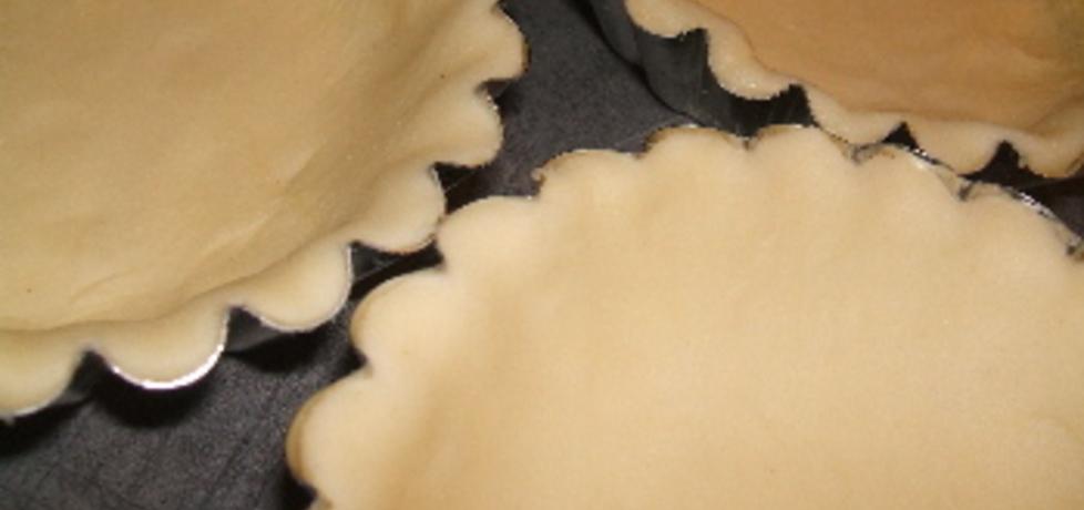Ciasto francuskie zrolowane therbii (autor: borgia)