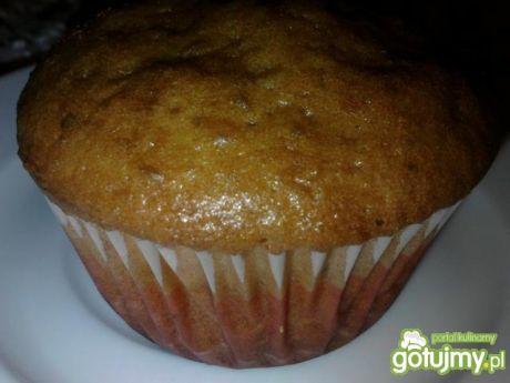 Przepis  muffiny z bakaliami przepis