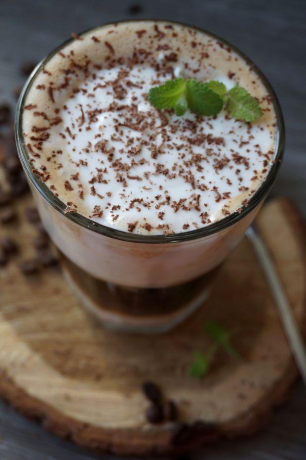 Przepis  kawa podwójnie kokosowa przepis