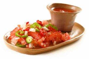Sałatka królowej saby z chili  prosty przepis i składniki