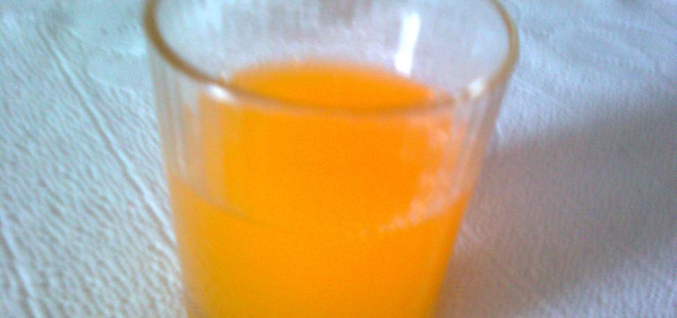 Sok marchwiowo-pomarańczowy (autor: kate131)