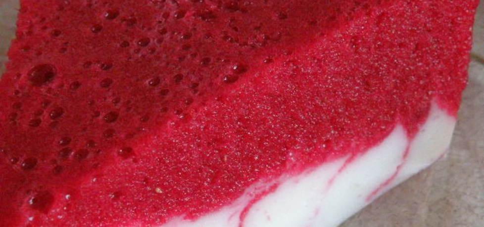 Deser jogurtowy z musem owocowym (autor: habibi ...
