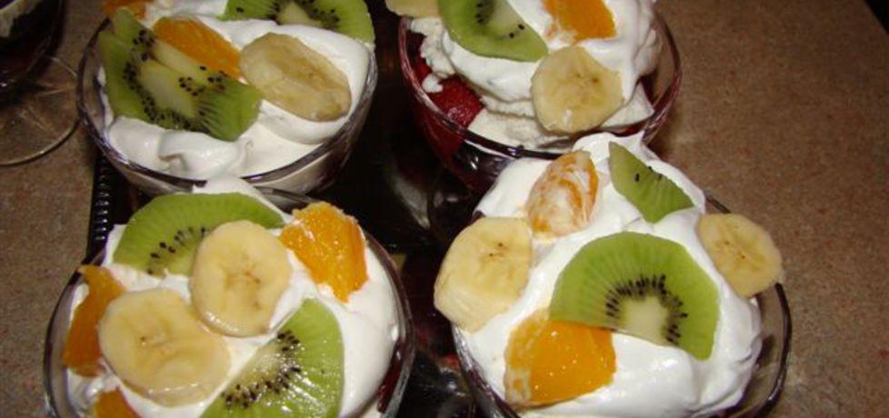 Deser owocowy (autor: katarzynakate1980)