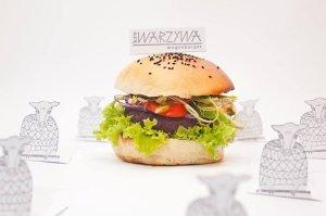 Soczewix burger z zielonej soczewicy