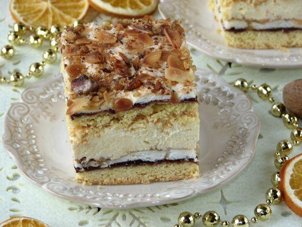 Przepis  ciasto pani walewska przepis