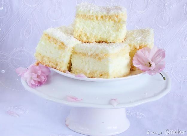 Ciasto cytrynowo-kokosowe...