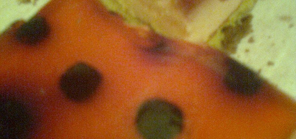 Ptasie mleczko z jagodami (autor: sylwiamagdasabin ...