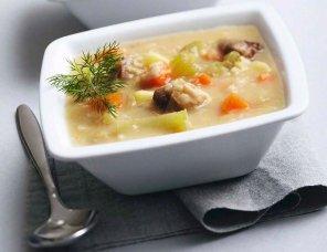 Zupa marcowa  prosty przepis i składniki