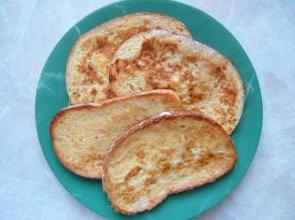 Francuskie tosty  prosty przepis i składniki