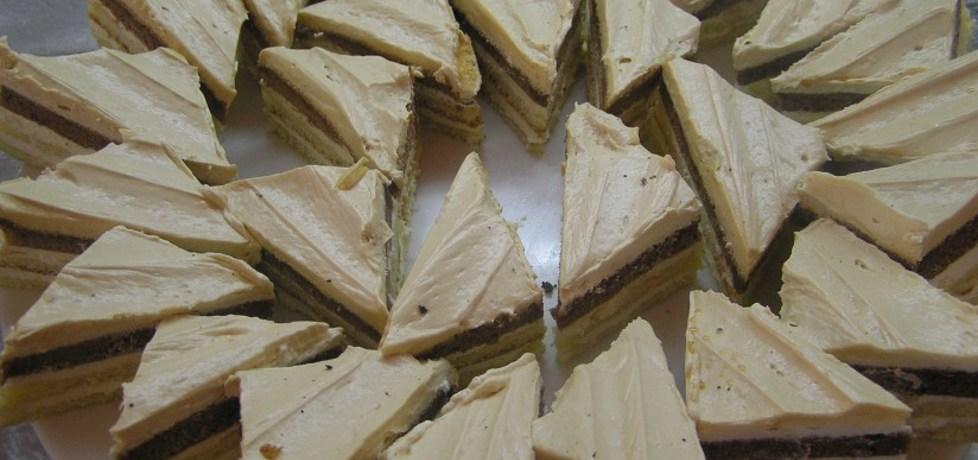 Trójkaciki kakaowo