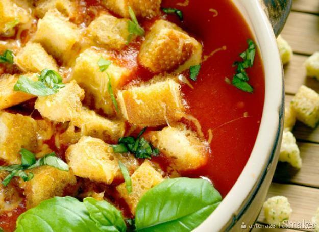 hiszpańska zupa pomidorowa
