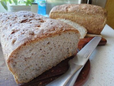 Chleb na mące tortowej